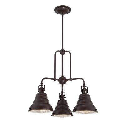 Eastvale 3 Light Chandelier