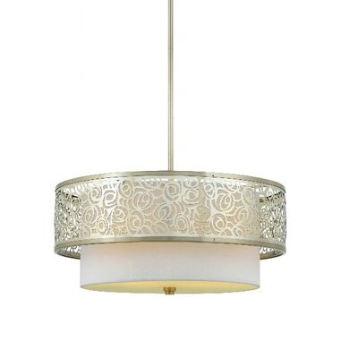 Josslyn 3 Light Drum Pendant
