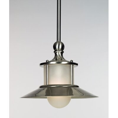 Quoizel New England 1 Light Piccolo Pendant