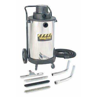 Shop-Vac Heavy-Duty Wet/Dry Vacuums - 20-gallon stainless steel tank shop vac 3h