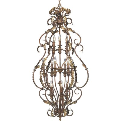 Progress Lighting Thomasville Elysian 12 Light Foyer Chandelier