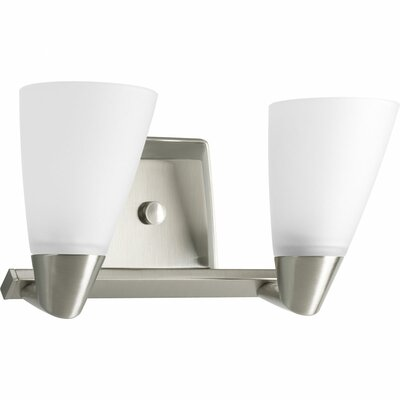 Progress Lighting Rizu Two Light Bath Vanity