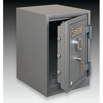 "Gardall Safe Corporation Small ""B"" Rated Two Hour Fire Resistant Safe"