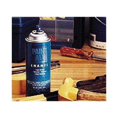Sprayon Paint-All™ Fast-Dry Enamel Paints - 16-oz. gray paint all fast dry enamel pain