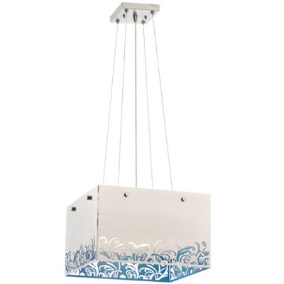 Thomas Lighting 3 Light Pendant