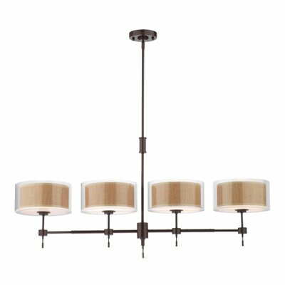 Thomas Lighting Subtle 22.75&quot; Chandelier