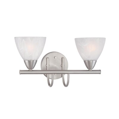 Thomas Lighting Tia 2 Light Bath Vanity Light