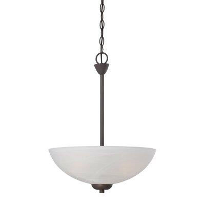 Thomas Lighting Tia 3 Light Inverted Pendant
