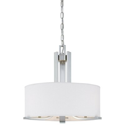 Pendenza 60W 3 Light Chandelier