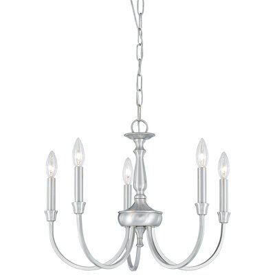 Winston 5x60W 5 Light Chandelier