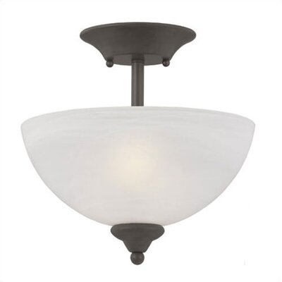 Thomas Lighting Tahoe 1 Light Convertible Inverted Pendant