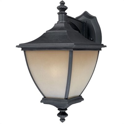 Thomas Lighting Trent 3 Light Outdoor Wall Lantern