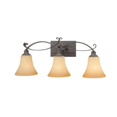 Thomas Lighting Magnolia 3 Light Vanity Light
