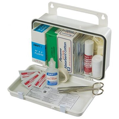 Swift First Aid Auto/Truck First Aid Kits - auto hard plastic truckkit
