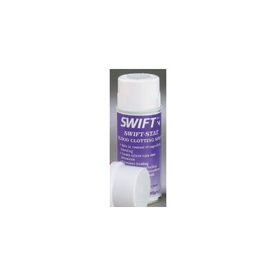 Swift First Aid 3 Ounce Aerosol Bottle Blood Clotter (12 Per Case)