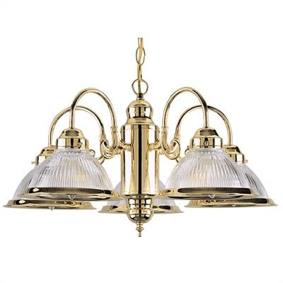 Westinghouse Lighting 5 Light Chandelier