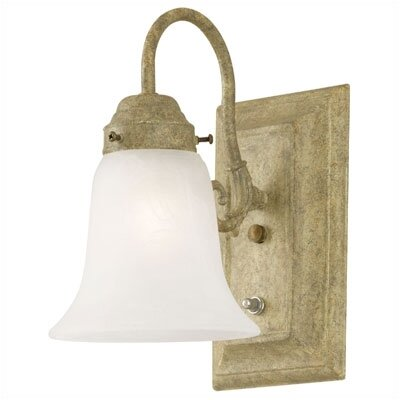Westinghouse Lighting  Wall Sconce in Cobblestone