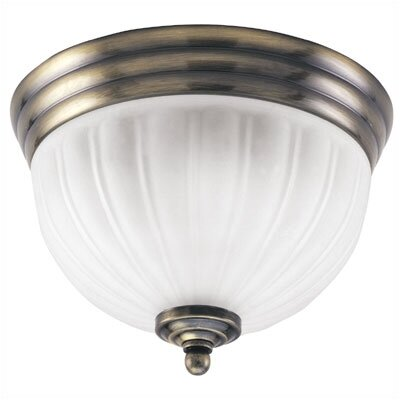 Westinghouse Lighting Dome Flush Mount