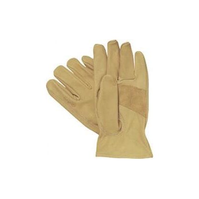 Wells Lamont Medium Tan Premium Quality Cowhide Unlined Gunn Cut Drivers Gloves With Keystone Thumb And Self Hem