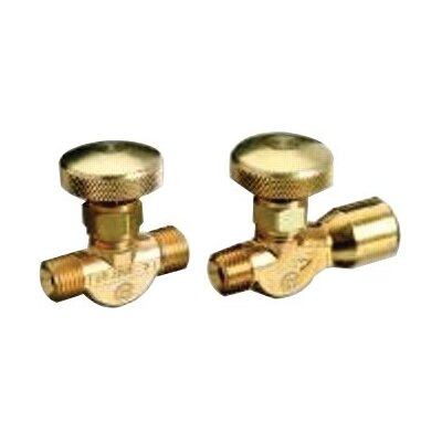 Western Enterprises Non-Corrosive Gas Flow Valves - we 207 valve