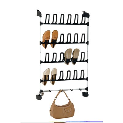 Organize It All Overdoor Shoe Rack