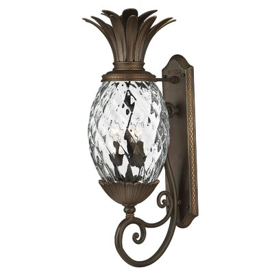 Hinkley Lighting Plantation Wall Lantern