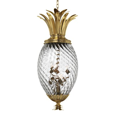 Plantation 6 Light Foyer Pendant