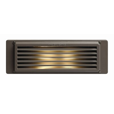 Hinkley Lighting Outdoor Brick Light in Bronze