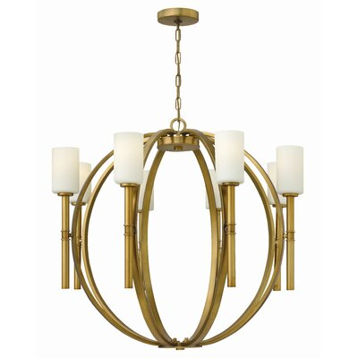 Margeaux 8 Light Chandelier