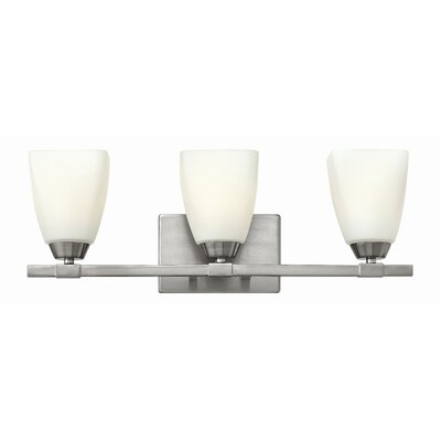 Hinkley Lighting Jordan 3 Light Bath Vanity Light