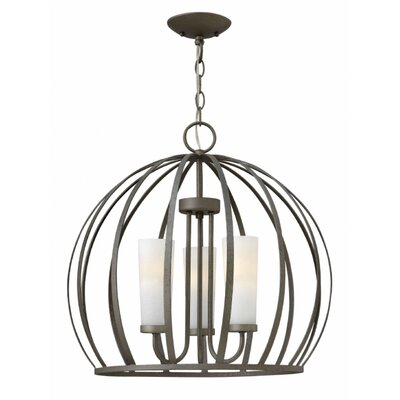 Renata 3 Light Chandelier