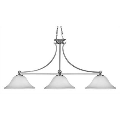 Hinkley Lighting Bolla 3 Light Kitchen Island Pendant