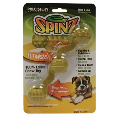 Precision Pet Products SpinZ Large Dog Treat