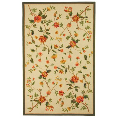 Safavieh Chelsea All Over Beige Floral Rug