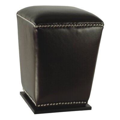Mason Leather Ottoman (Set of 2)