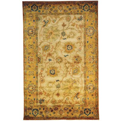 Safavieh Antiquities Ivory/Gold Rug