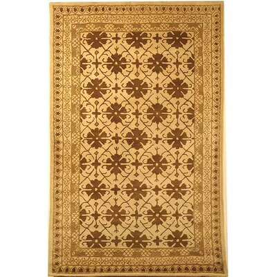 Safavieh Classic Brown/Gold Rug