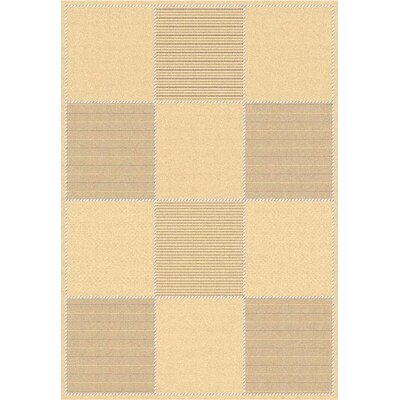 Safavieh Courtyard Natural/Brown Rug