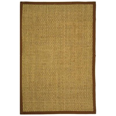Safavieh Natural Fiber Natural/Brown Rug