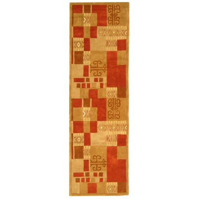 Safavieh Rodeo Drive Red/Multi Rug