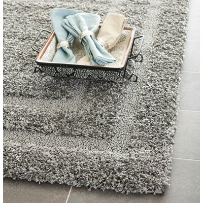 Florida Shag Gray Rug