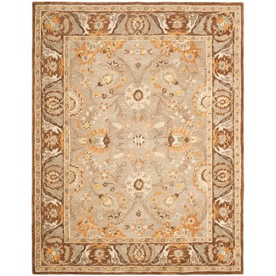 Anatolia Dark Gray/Brown Rug
