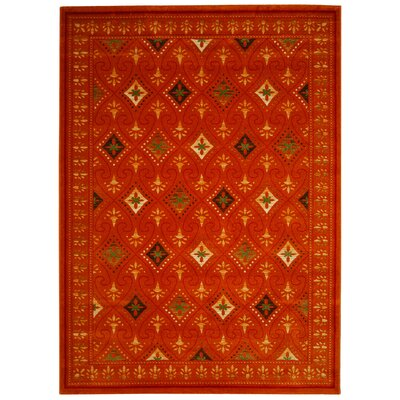 Safavieh Porcello Red Rug