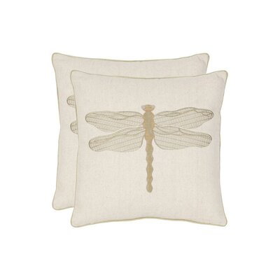 "Safavieh Isla 18"" Decorative Pillows (Set of 2)"