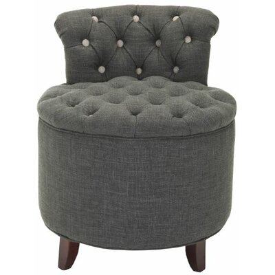 Safavieh Brayden Tufted Vanity Accent Stool