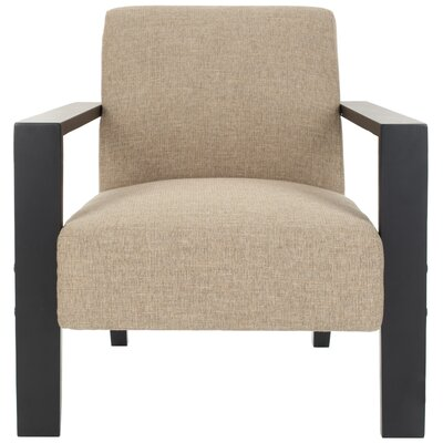 Safavieh Jenny Fabric Lounge Chair