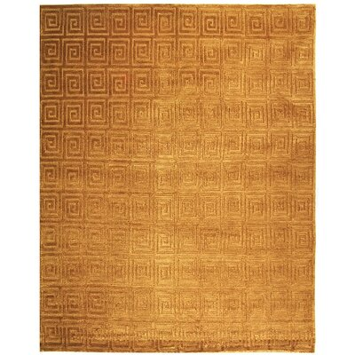 Safavieh Tibetan Bronze Greek Key Rug