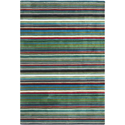Safavieh Rodeo Drive Green/Multi Rug