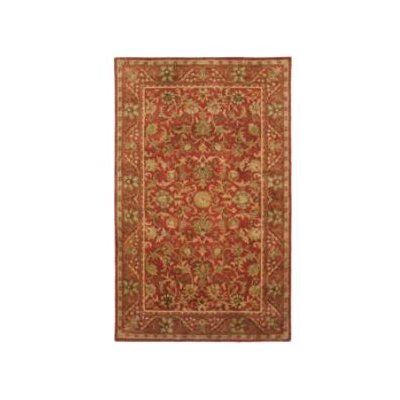 Safavieh Antiquities Majesty Red/Red Rug