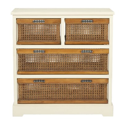 Safavieh Jackson Storage Cabinet with 4 Drawers